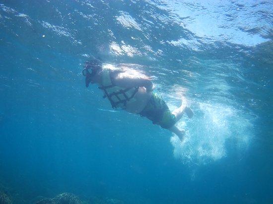 Koh lipe star travel: swim