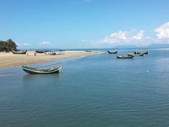 Chittagong Division, Bangladesch: Saint Martin Island Cox'sbazar