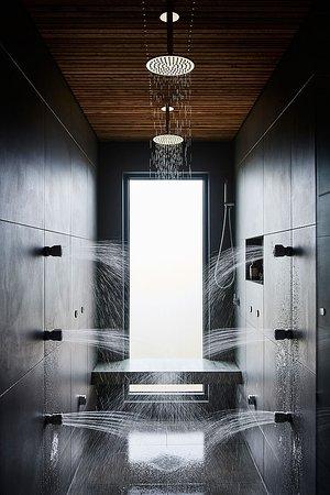 Lon Retreat & Spa : Lon Vichy Steam Shower