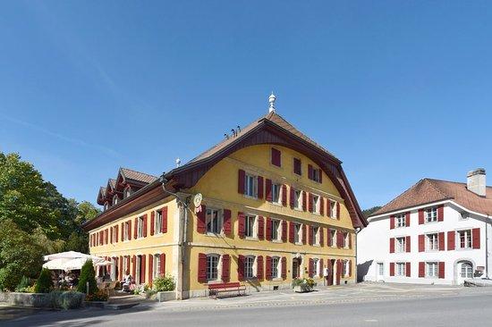 Couvet, Szwajcaria: Exterior
