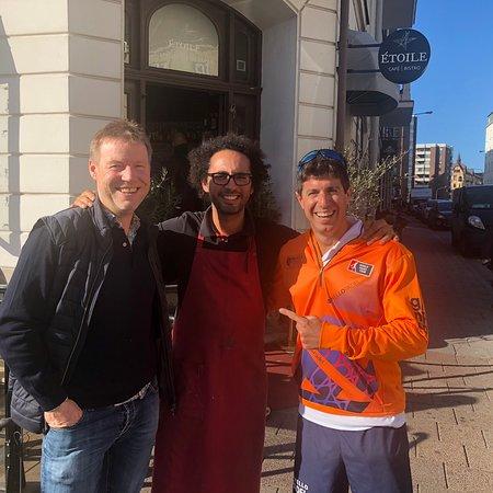 Etoile Cafe Bistro tapas: Höst 2018