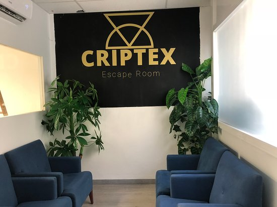 Criptex Escape Room