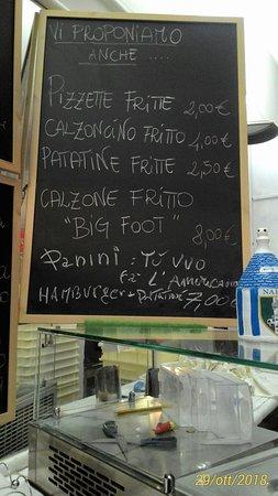 Burger Time #lAbusivo : Menù
