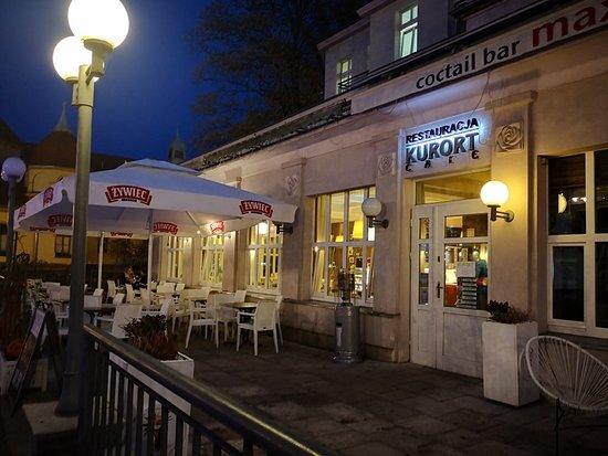 Kurort Cafe Sopot Recenzje Restauracji Tripadvisor