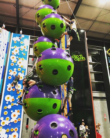 Challenge yourself on the Astroball!