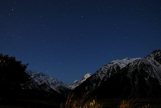 Aoraki Mackenzie International Dark Sky Reserve