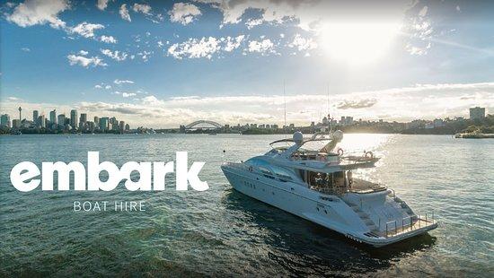 Embark Boat Hire