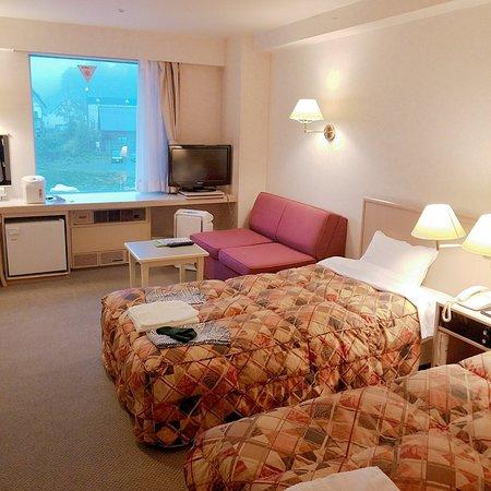 Yumoto Shirogane Onsen Hotel Photo