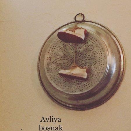 Avliya Bosnak Mutfagi : Avliya Boşnak Mutfağı