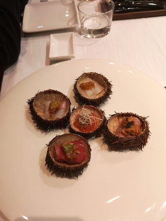 Basara Milano - Sushi Pasticceria Picture