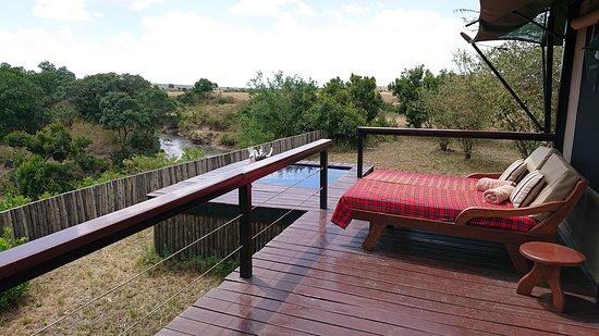 Balcony - Olare Mara Kempinski Masai Mara Photo
