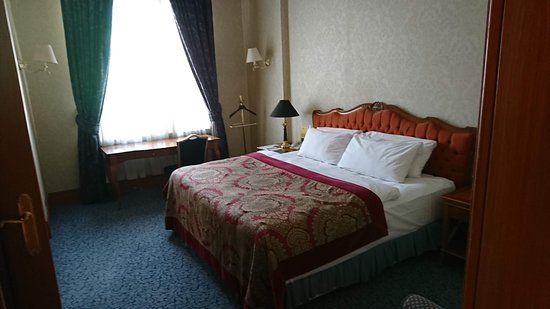 Sofia Hotel Balkan, a Luxury Collection Hotel, Sofia: Executive suite 343