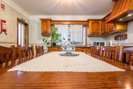 Casa da Quinta Nova: Cozinha