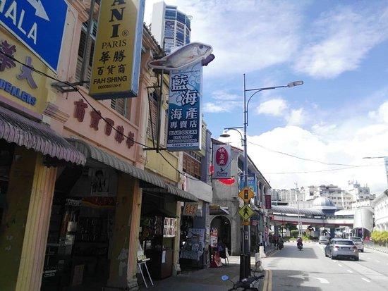 Blue Ocean East Coast Seafood Penang