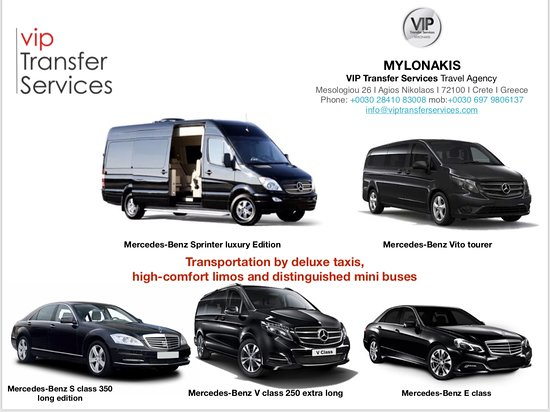 Mylonakis Vip Transfer Services