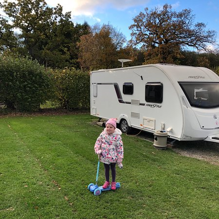 Pleasant stay in a Touring Caravan