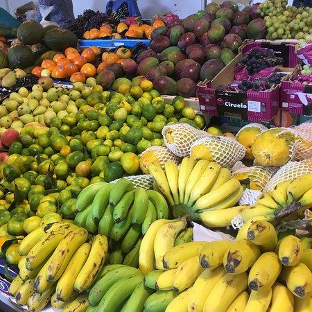 Mercado Agricola Vega de San Mateo