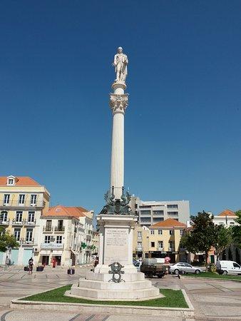 Estatua de Bocage
