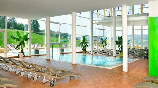 Apartments Bad Waltersdorf : Inside pool