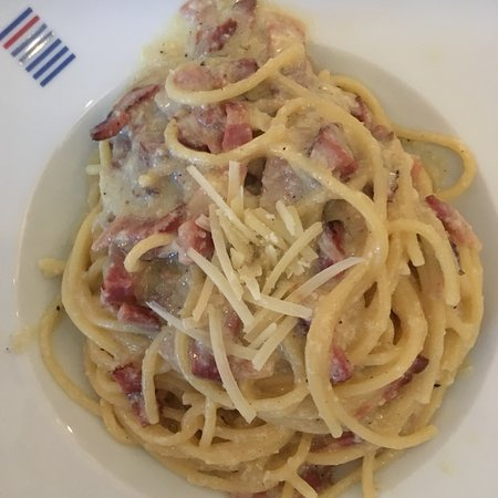 Genuint gott italienskt o trevlig service