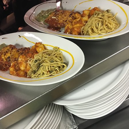 Italia Bella Bar & Grill Restaurant