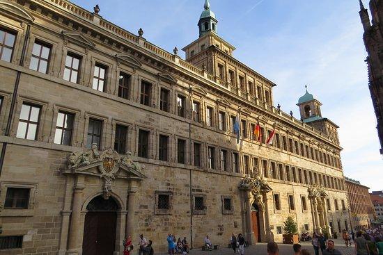 Nürnberger Rathaus