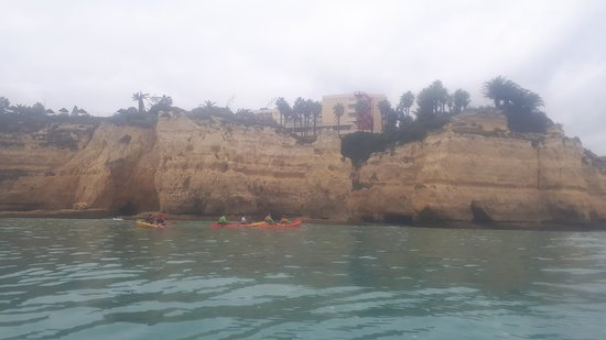 Armacao de Pera, Portugal: Kayak Tour - Discover Wild Caves and Beaches Kayaking