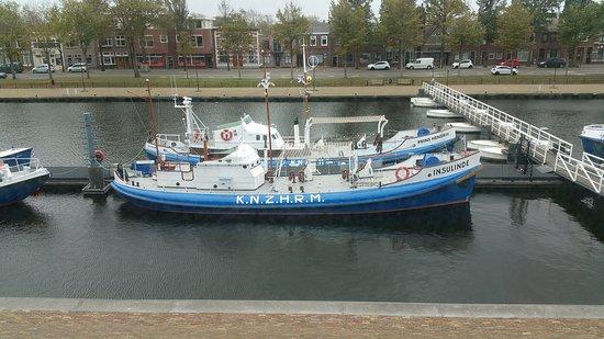Redding museum, Den Helder