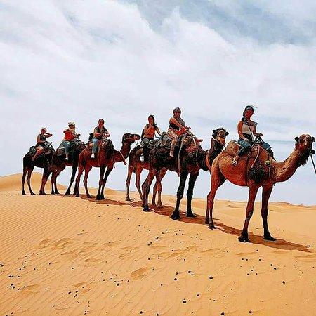 3 dias desde Fez al desierto de Merzouga