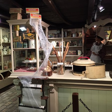 Bakery Museum-bild