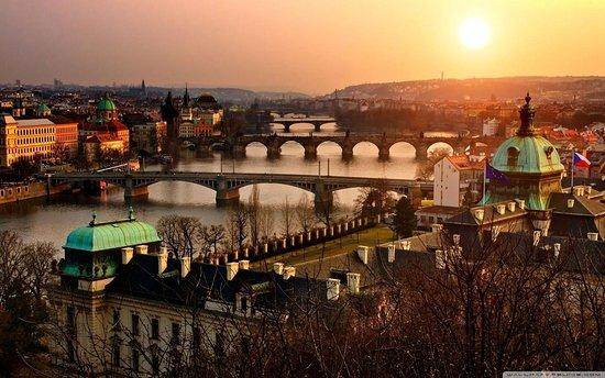 Visita Praga