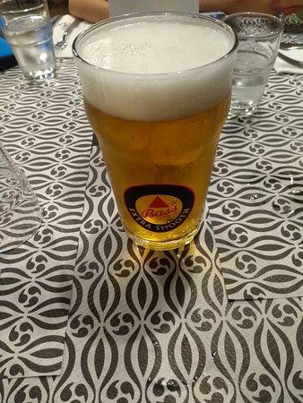 Sicily Pizzeria & Lounge Bar: Birra