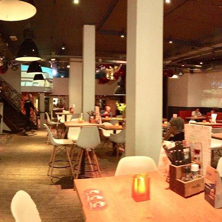 stairway, utrecht - lange elisabethstraat mariaplaats - restaurant