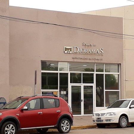 Sala de Dioramas