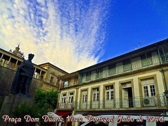 Praca Dom Duarte