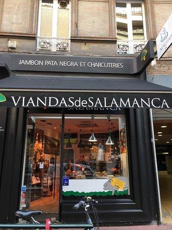 Viandas de Salamanca foto