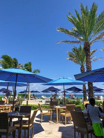 The Beach Club Restaurant At