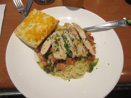 1130 the restaurant: Yummy Chicken Piccata