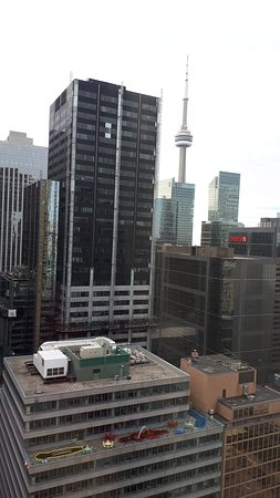 Window View - Sheraton Centre Toronto Hotel Photo