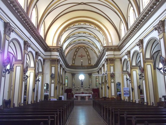 Santo Antonio da Platina: Vista parcial interna