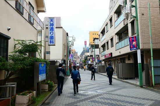 Tenjindori Shotengai