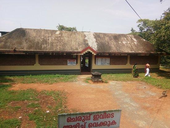 Mamanikkunnu Sri Mahadevi Temple