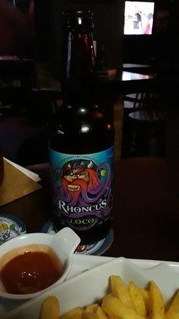 Rhoncus Pub & Beer Store: minha preferida