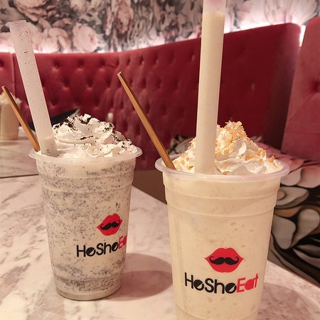 HeSheEat 慶祝一週年