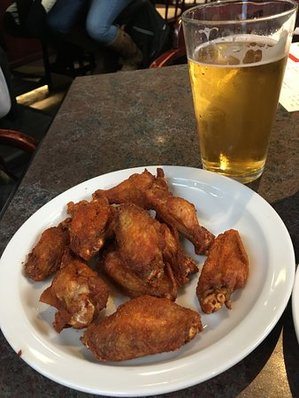 Cajun wings