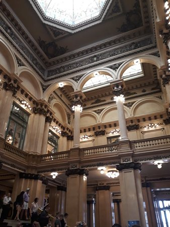 Espectacular . Precioso teatro de Buenos Aires