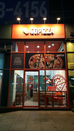 Gopizza - Sanghyun Station
