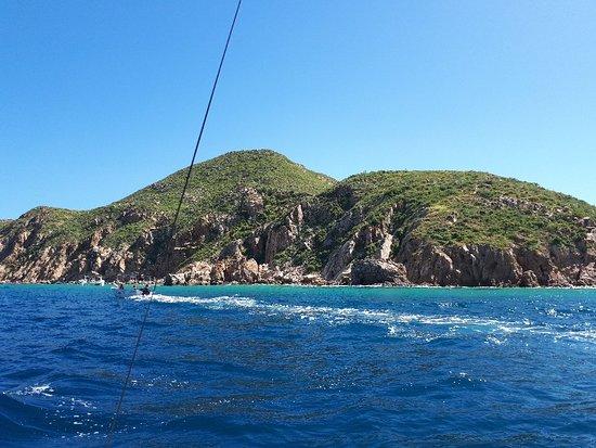 Bay of Cabo San Lucas Foto
