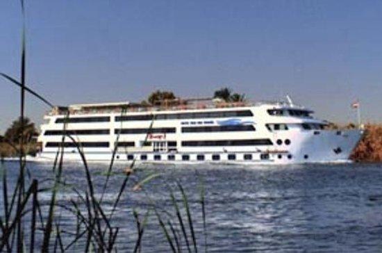Croisière de huit jours sur le Nil au...