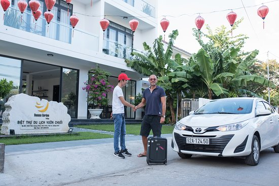 Car Rental Hoi An